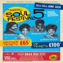The Blackpool International Soul Festival 5 – June 12th-14th 2020