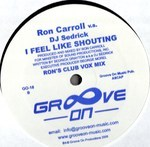 Ron Carroll V.s. Dj Sedrick - Spirit Of The Dance