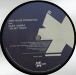 Jerk House Connection Feat. Niles Thomas - Velvet Touch