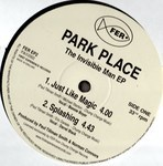Park Place - The Invisible Man Ep