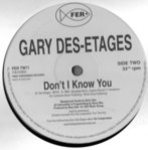 Gary Des-etages - Anything / Don't I Know You