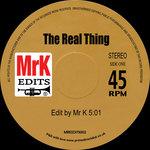 Mr K Edits - Mr K Edits Vol. 2 - The Real Thing / Heart Be Still