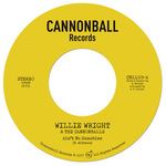 Willie Wright & The Cannonballs - Ain't No Sunshine