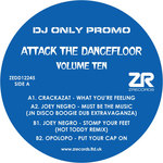 Attack The Dancefloor - Volume Ten - Various Artists