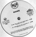 Rome - Do You Like This / Crazy Love