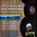 The Cotswold Park Soul Weekender – February 21st – 23rd 2020