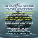 Alfreton Soul Appnin' – Xmas / New Year Special – Saturday December 30th 2017