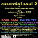 Essential Soul 2 – Bournemouth – Saturday 9th June 2018