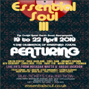 Essential Soul III Weekender – Friday 19th – Monday 22nd April 2019