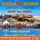 Soul II Soul – Hinckley – 8.00pm – 1.00am – Saturday December 1st 2018