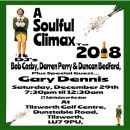 A Soul Climax To 2018 – Tilsworth Golf Centre – Saturday December 29th – 7.30pm – 12.30am